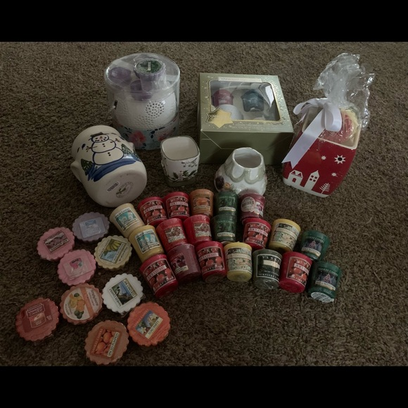 Yankee Candle Mixed Items
